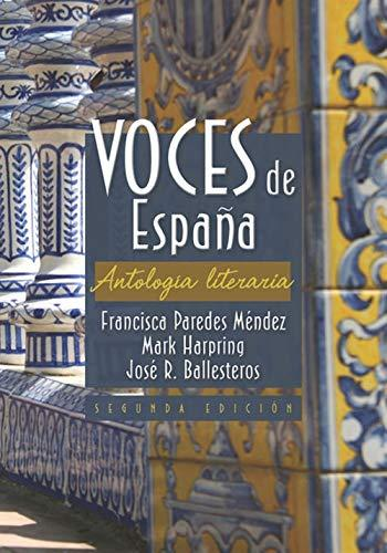 Voces de Espana (World Languages), Hardcover, 2 Edition by Paredes-Mendez, Francisca