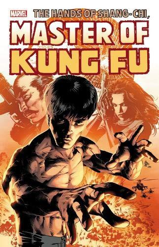 Shang-Chi: Master of Kung-Fu Omnibus Vol. 3 (The Hands of Shang-Chi, Master of Kung-Fu Omnibus), Hardcover by Moench, Doug