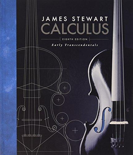Bundle: Calculus: Early Transcendentals, 8th + WebAssign Printed Access Card for Stewart's Calculus: Early Transcendentals, 8th Edition, Multi-Term, Product Bundle, 8 Edition by Stewart, James