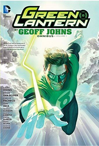 Green Lantern by Geoff Johns Omnibus Vol. 1, Hardcover by Johns, Geoff