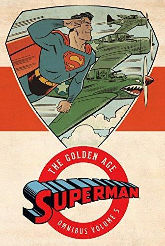 Superman: The Golden Age Omnibus Vol. 5, Hardcover by Various