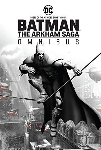 Batman: The Arkham Saga Omnibus, Hardcover by Dini, Paul