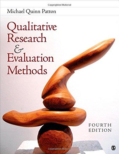 Qualitative Research & Evaluation Methods: Integrating Theory and Practice, Hardcover, 4 Edition by Patton, Michael Quinn