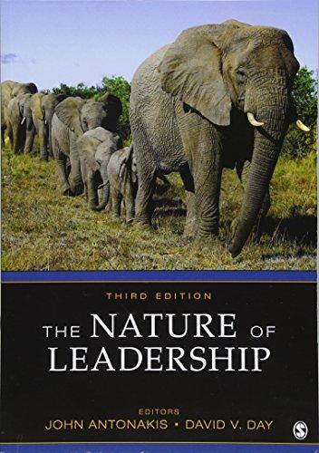 The Nature of Leadership, Paperback, 3 Edition by Antonakis, John