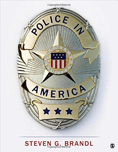Police in America, Paperback, 1 Edition by Brandl, Steven G.