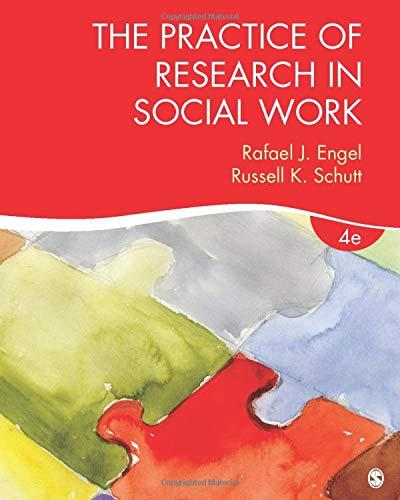 The Practice of Research in Social Work (NULL), Paperback, 4 Edition by Engel, Rafael J.