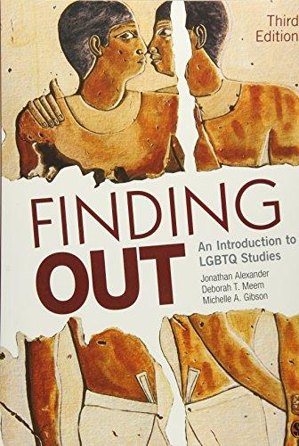 Finding Out: An Introduction to LGBTQ Studies, Paperback, 3 Edition by Alexander, Jonathan F.