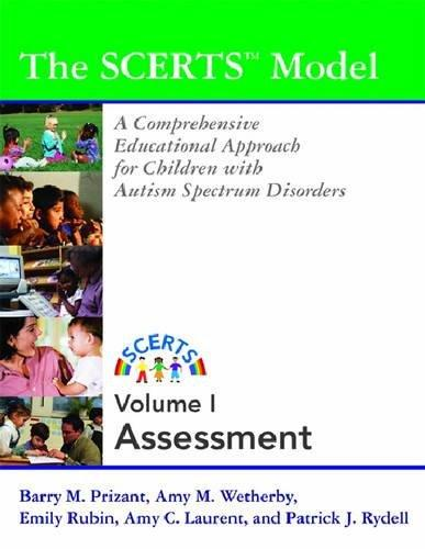 The Scerts Model: A Comprehensive Educational Approach for Children With Autism Spectrum Disorders (2 volume set), Paperback, 1st Edition by Prizant, Barry M.