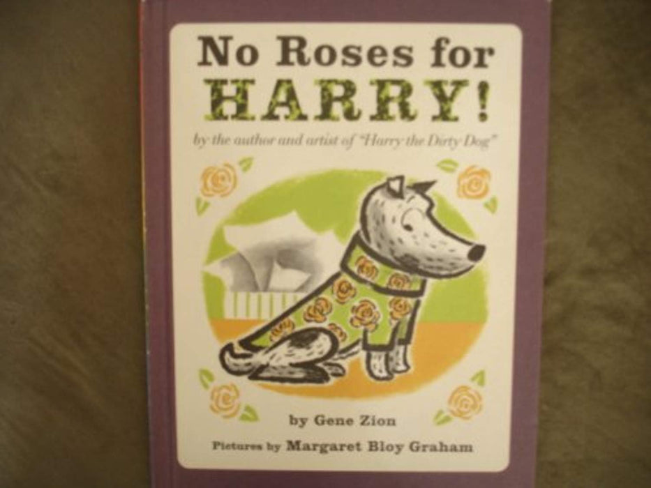 No Roses for Harry, Hardcover by Zion, Gene (Used)
