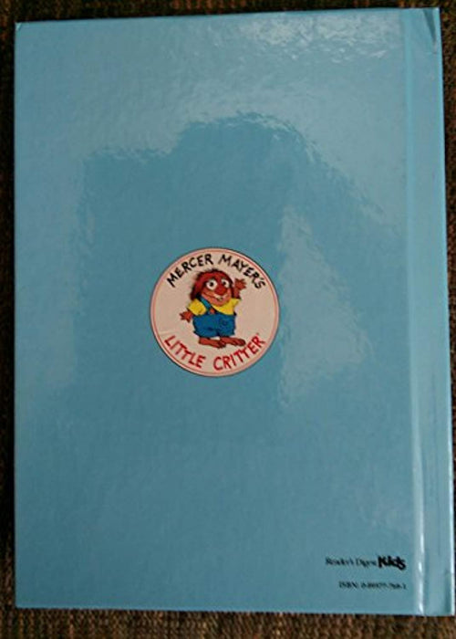 JUST LIKE DAD -LITTLE CRITTER SERIES-LITTLE CRITTER BOOK CLUB, Hardcover by Mayer, Mercer. , Mayer, Gina (Used)