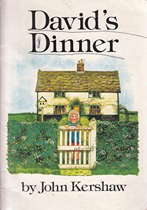 David's Dinner, Paperback, Possible First Edition by John Kershaw (Used)