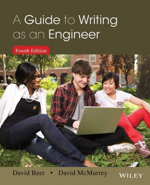 Writing as an Engineer 4e, Textbook Binding, 4 Edition by John Wiley & Sons
