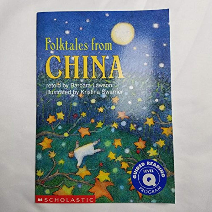 Folktales from China, Paperback by Lawson, Barbara (Used)