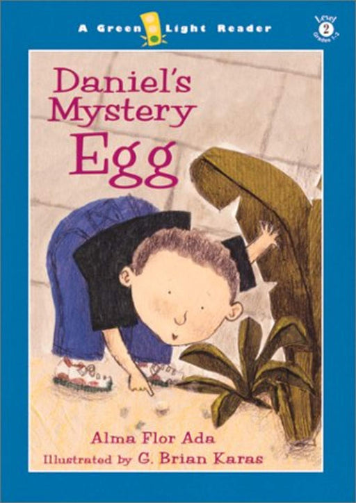 Daniel's Mystery Egg (Green Light Readers Level 2), Paperback, 1 Edition by Ada, Alma Flor (Used)