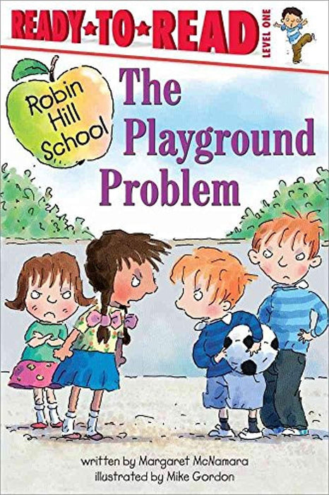 Playground Problem, Paperback by Margaret McNamara (Used)