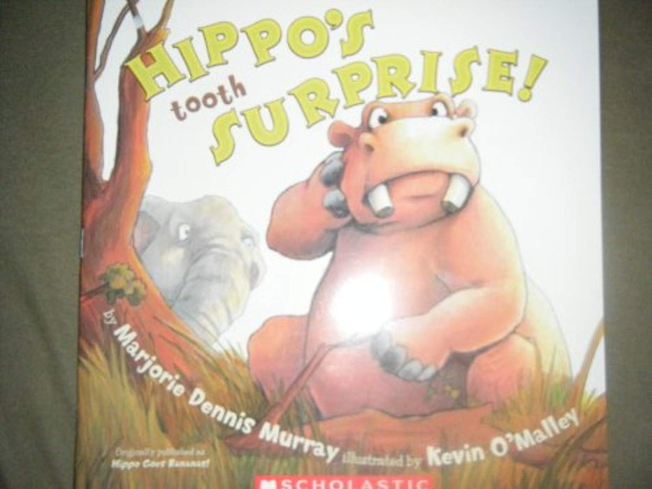 Hippos Tooth Surprise, Paperback by marjorie-dennis-murray (Used)