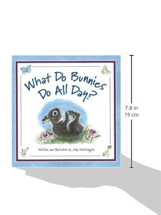 What Do Bunnies Do All Day?, Paperback by Mastrangelo, Judy (Used)