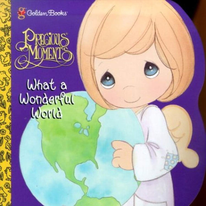 What a Wonderful World, Paperback, 1 Edition by Butcher, Samuel J. (Used)