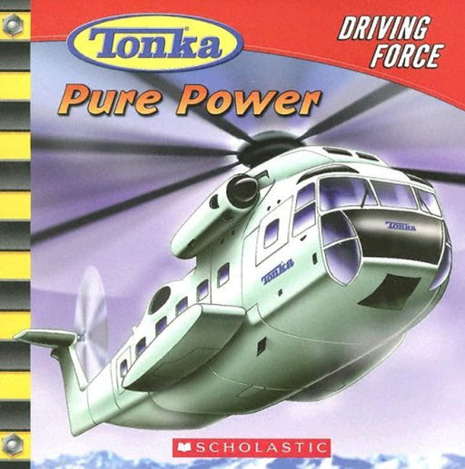 Pure Power (Tonka: Driving Force, No. 1), Paperback by Carey, Craig Robert (Used)
