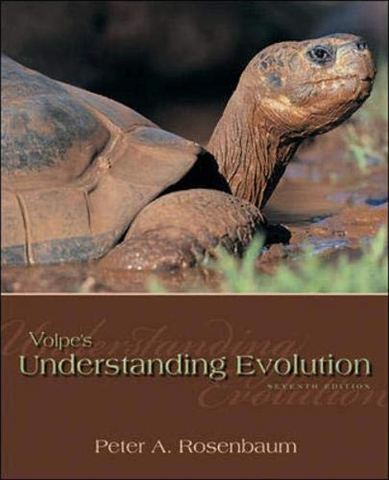 Volpe's Understanding Evolution, Paperback, 7 Edition by Rosenbaum, Peter (Used)