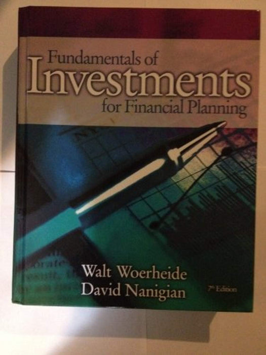 Fundamentals of Investments for Financial Planning, Seventh Edition