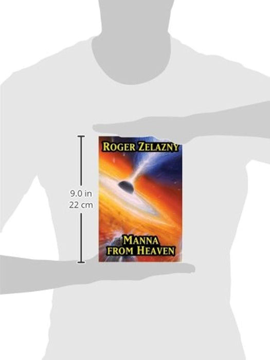 Manna From Heaven, Hardcover by Zelazny, Roger (Used)