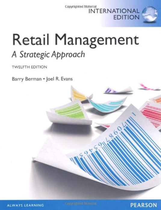 Retail Management, Paperback, 12th edition by Barry Berman