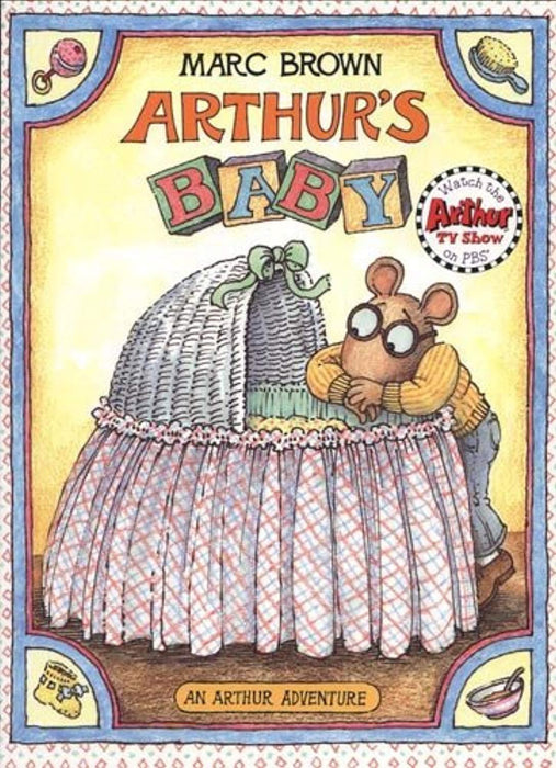 Arthur's Baby (Arthur Adventures), Paperback by Brown, Marc (Used)