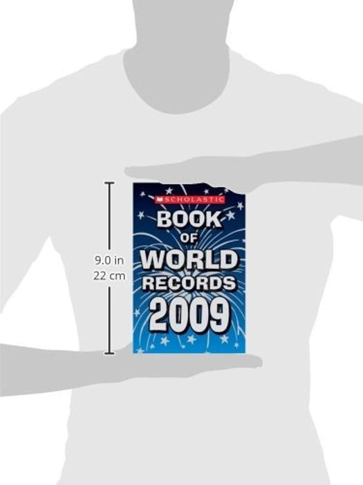 Book Of World Records 2009, Paperback, English Language Edition by Jennifer Morse (Used)