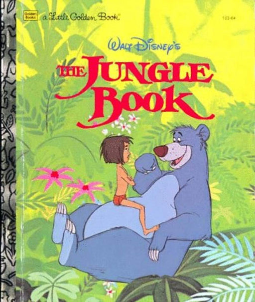 The Jungle Book, Hardcover, 1st Edition by Kipling, Rudyard (Used)