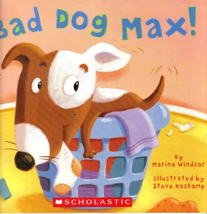 Bad Dog Max!, Paperback by Marina Windsor (Used)