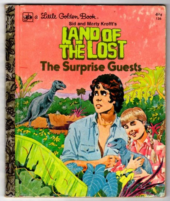 Land of the Lost the Surprise Guests, Hardcover, Not Stated Edition by Graham, Kennon (Used)