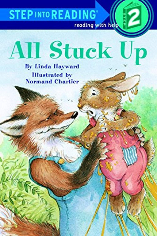 All Stuck Up (Step-Into-Reading, Step 2), Paperback, Media tie-in Edition by Hayward, Linda (Used)