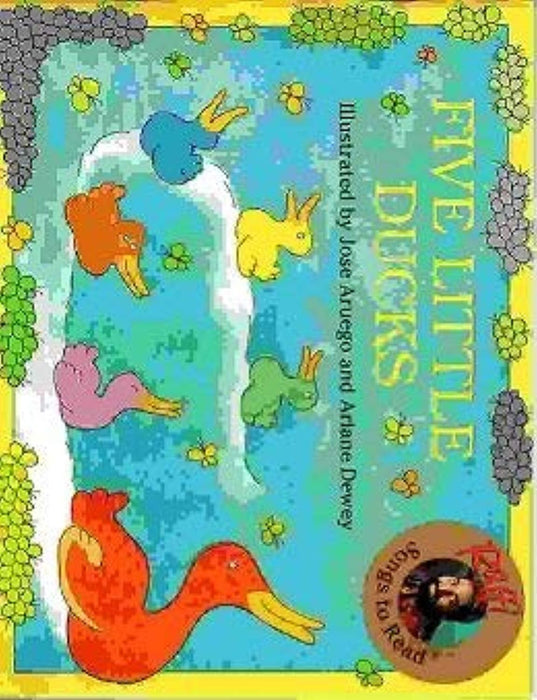 Five Little Ducks, Grade 1, Level 1, Paperback (Used)