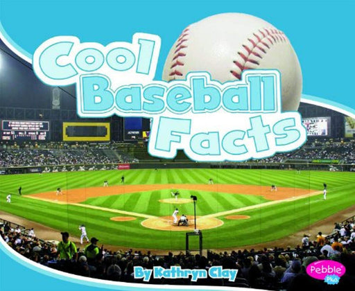 Cool Baseball Facts (Cool Sports Facts), Paperback by Clay, Kathryn (Used)