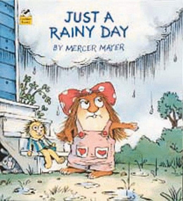 Just a Rainy Day (Look-Look), Paperback, 1 Edition by Mayer, Mercer (Used)