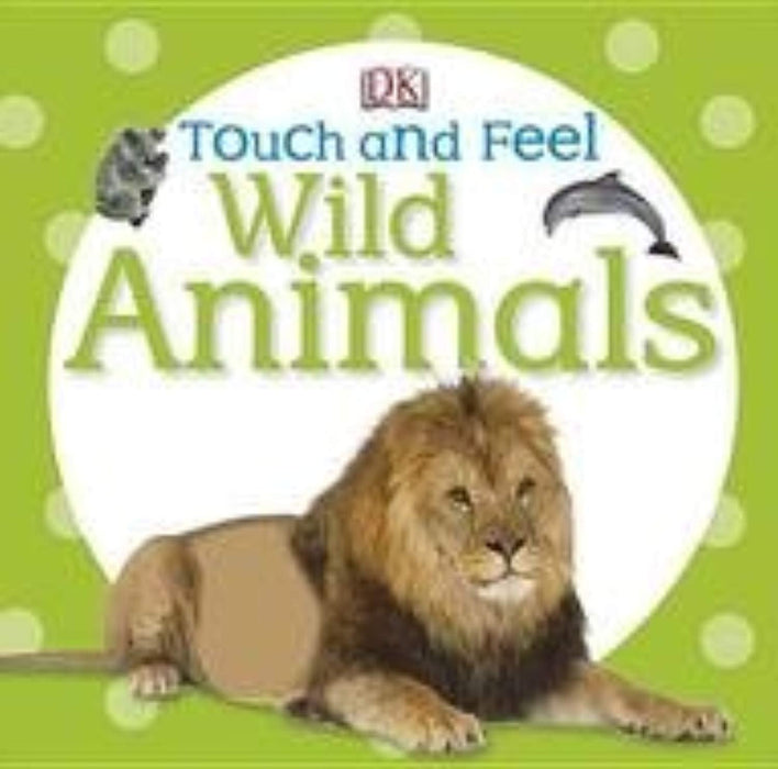 Wild Animals, Hardcover by Dk Publishing,Inc. (COR) Dorling Kindersley (Used)