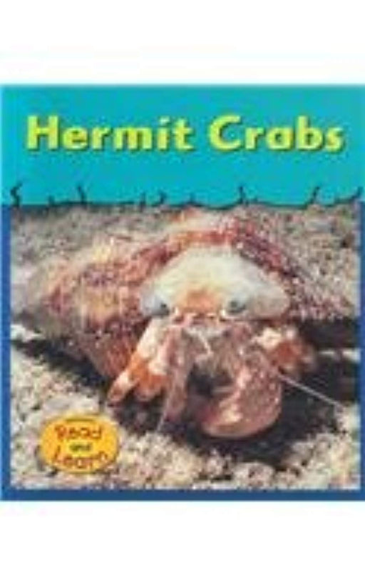 Hermit Crabs (Musty-Crusty Animals), Paperback by Schaefer, Lola M. (Used)