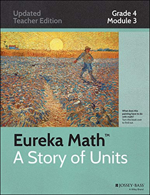 Eureka Math, A Story of Units: Grade 4, Module 3: Multi-Digit Multiplication and Division, Paperback, 1 Edition by Great Minds (Used)