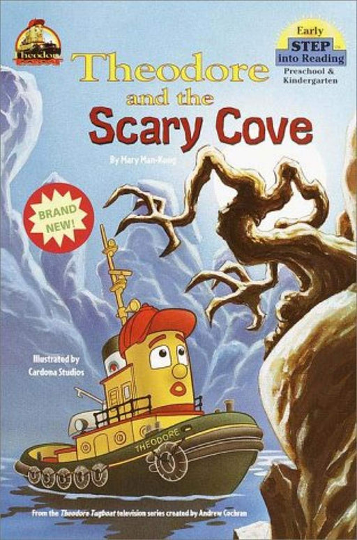 Theodore and the Scary Cove (Step into Reading, Early, paper), Paperback by Man-Kong, Mary (Used)