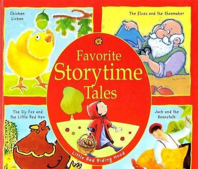 My Storytime Collection of First Favorite Tales, Hardcover, First Edition by Mandy Ross (Used)