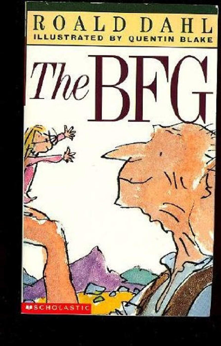 The BFG, Paperback, First Edition by Roald Dahl (Used)