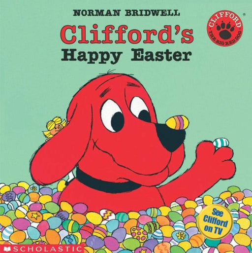 Clifford's Happy Easter, Paperback by Bridwell, Norman (Used)
