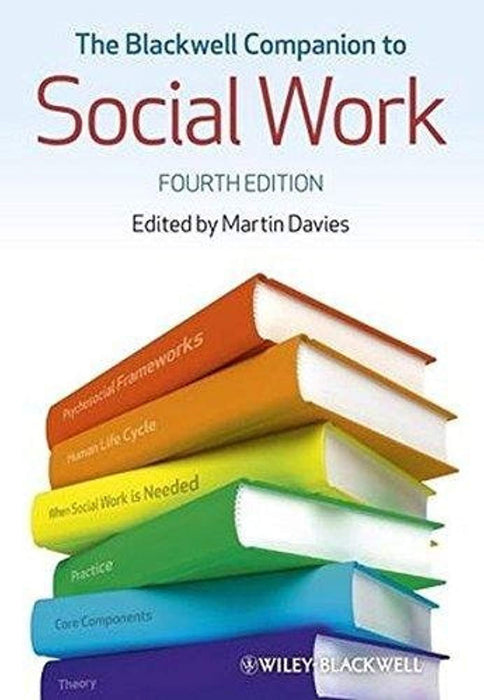 The Blackwell Companion to Social Work, Hardcover (Used)