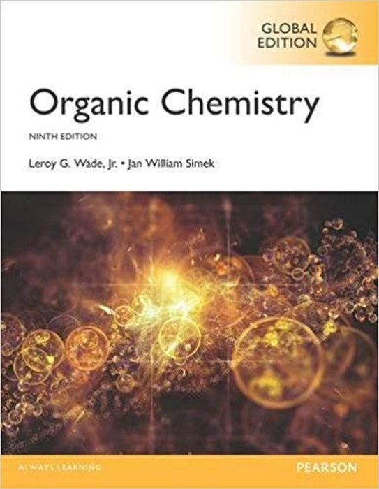 Organic Chemistry, Global Edition, 9th Edition (Used)
