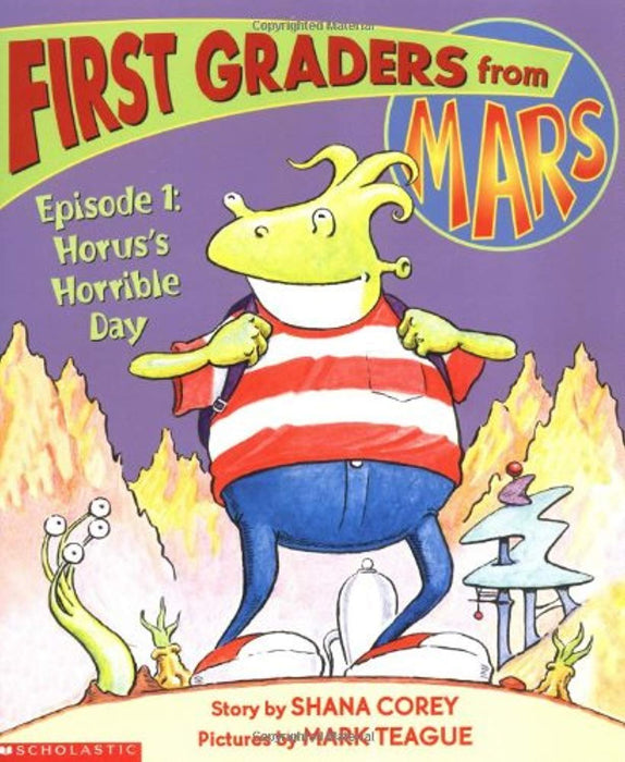 Horus's Horrible Day (First Graders From Mars: Episode #01), Paperback by Corey, Shana (Used)