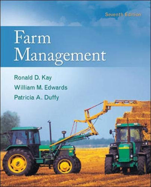 Farm  Management, Hardcover, 7 Edition by Kay, Ronald