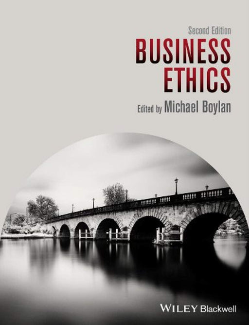 Business Ethics, Paperback, 2 Edition by Boylan, Michael (Used)