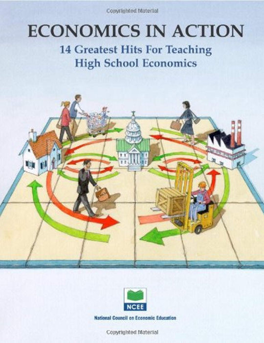 Economics in Action: 14 Greatest Hits for Teaching High School Economics, Paperback by Jane S. Lopus (Used)