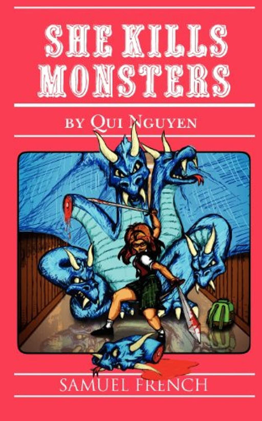 She Kills Monsters, Paperback by Nguyen, Qui
